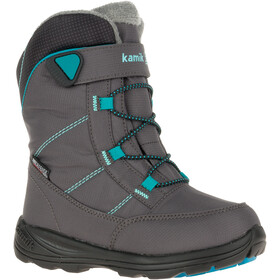 Kamik Stance Botte Enfant, charcoal blue